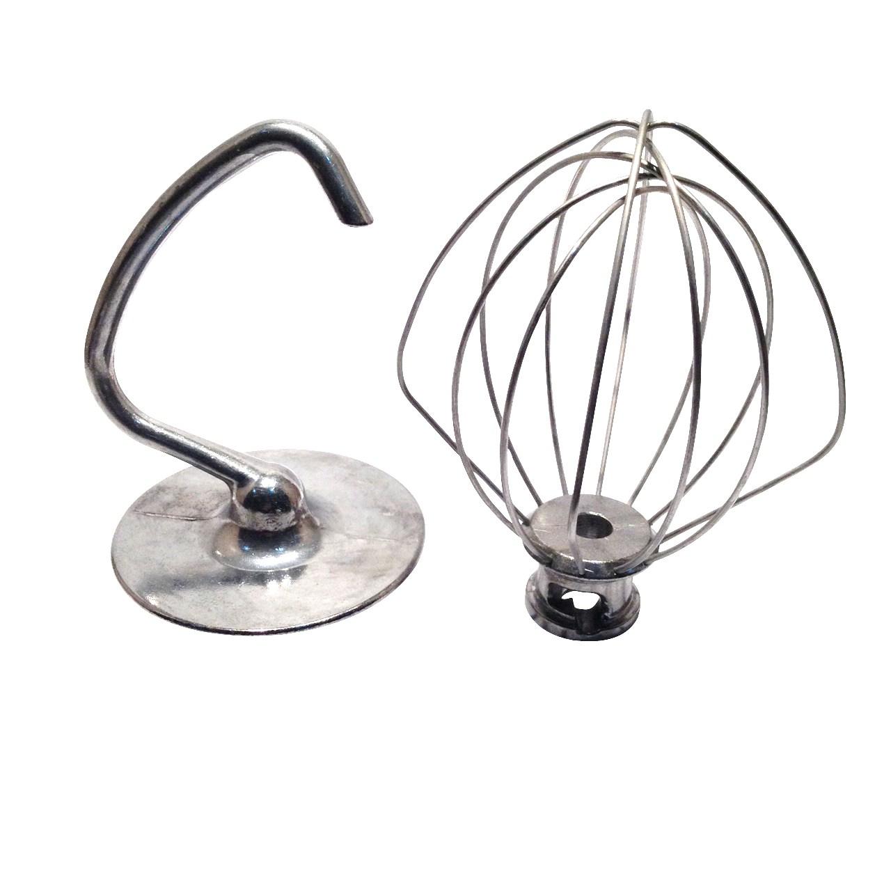 Kitchenaid artisan burnished dough hook k45bdh wire whisk k45ww lana 39 s kenwood kitchenaid - Kitchenaid artisan stand mixer parts ...