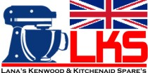Lana's Kenwood & Kitchenaid Spares