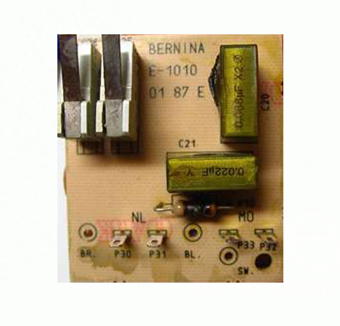 Bernina 0004307100 E 1010 Board Repair Kit 1000 1004 1005