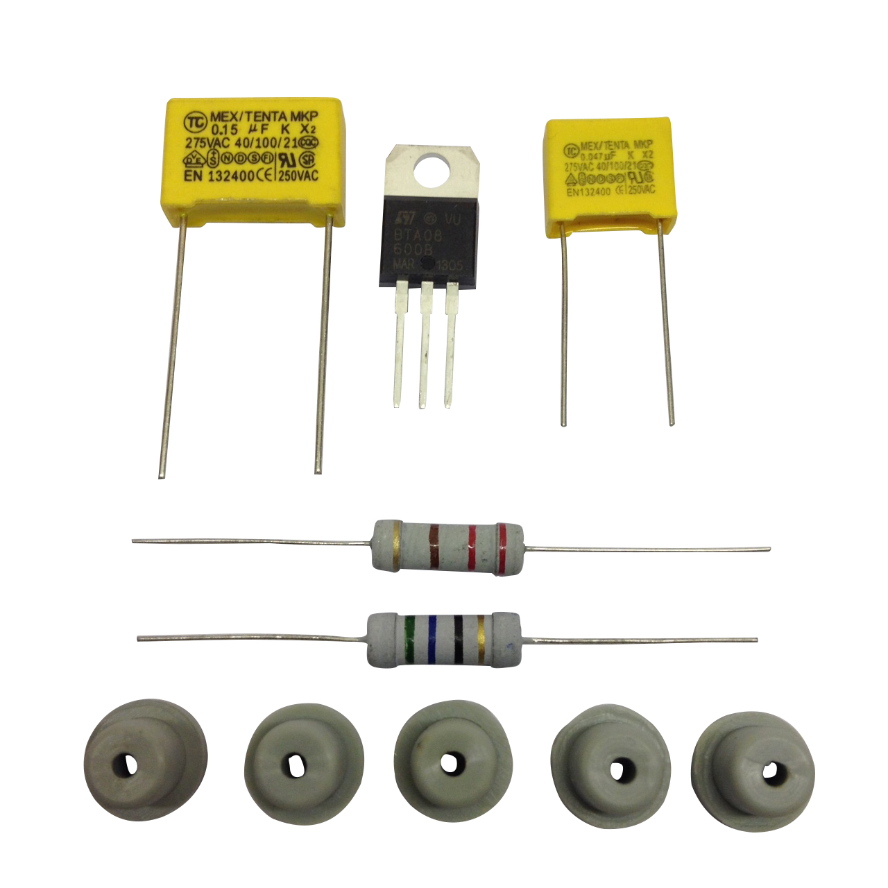 Kenwood Chef Amp Major A901 A901p 907 Motor Repair Kit With