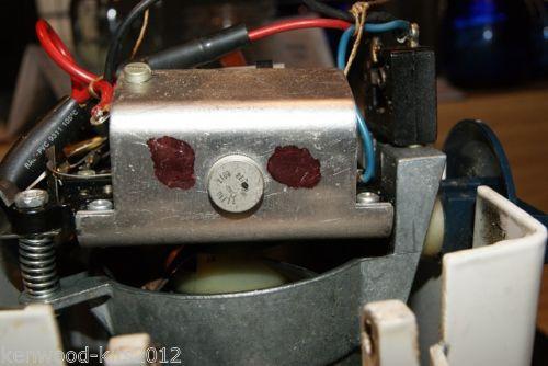 Blakeslee Kenwood A505 A515 A702 A707 A717 Motor Repair