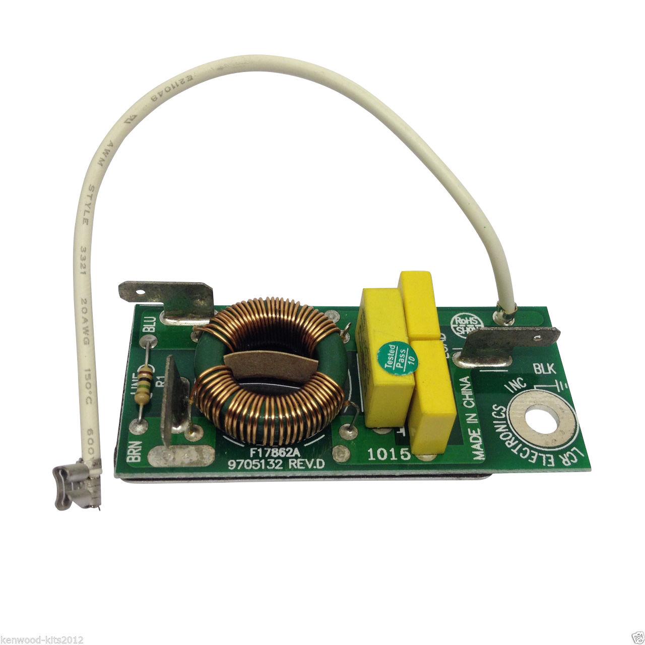 KitchenAid Stand Mixer RF Interference Filter Circuit Board Repair